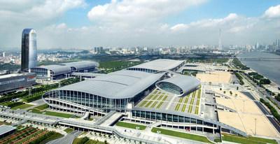La 130.ªFeria de Cantón se llevará a cabo tanto en modalidad virtual como presencial (PRNewsfoto/Ministry of Commerce, PRC)