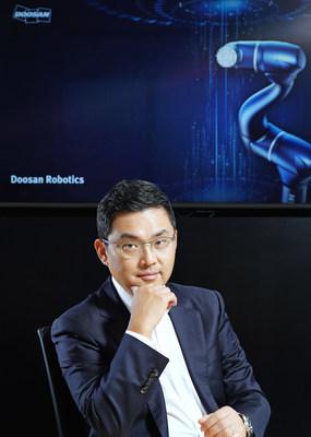 Doosan Robotics CEO William (Junghoon) Ryu