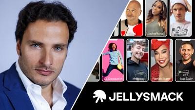 Youri Hazanov, director de Internacional de Jellysmack