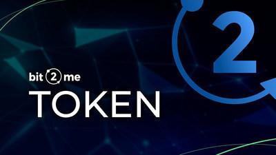 B2M TOKEN ICO BIT2ME Logo