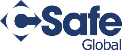 CSafe Global logo (PRNewsfoto/CSafe Global)